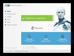 eset antivirus 2015 free download full version with key eset smart security and eset nod32 antivirus 9 beta released neowin