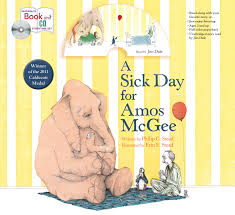 Michigan Cpl Reciprocity Map by A Sick Day For Amos Mcgee Book U0026 Cd Storytime Set Philip C