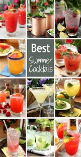 Summer Cocktail Best Summer Cocktails Creative Culinary A Denver Colorado