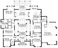 floor plans with courtyard house plans with courtyard in middle plan center courtyard