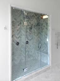 inline shower doors u2014 shower doors of dallas