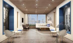 linkedin office by perkins will wins interior design of the year