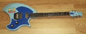 let u0027s see your rare guitars page 3