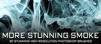 more stunning smoke 30 high resolution photoshop brushes design