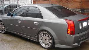 2007 cadillac cts information and photos zombiedrive