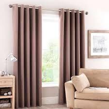Brown Blackout Curtains Blackout Curtains Blackout Curtain Lining Dunelm