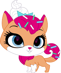 sweetest sprinkles cat littlest pet shop lps pinterest pet