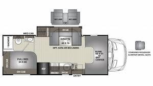 Coachmen Class C Motorhome Floor Plans Coachmen Prism 2150cb Diesel Class C Motorhome Floor Plan