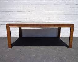 drexel coffee table drexel dining table etsy