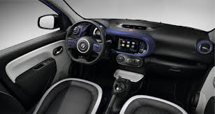 renault interior renault twingo cosmic limited edition introduced