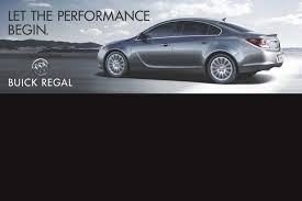 car ads in magazines gm plays up german heritage in new 2011 buick regal campaign