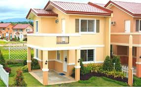 Camella Homes Drina Floor Plan Camella Homes Capiz House And Lot Packages In Roxas City Philippines