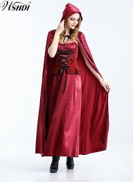 red witch halloween costume online get cheap red witch costume aliexpress com alibaba group