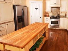 kitchen island with butcher block top butcher block kitchen island diy ideas riothorseroyale homes