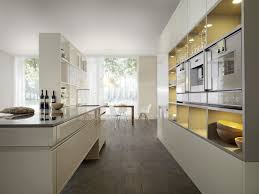 White Galley Kitchen Galley Kitchen Design For The Luxurious Kitchen Kitchen Modern