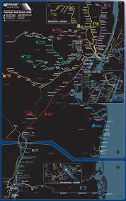 New York Train Station Map by Public Transportation About Information Ramapo College Of