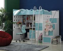 Buy Bunk Bed Online India Buy Kevin Kids Bunk Bed With Trundle Online Kidskouch India