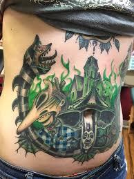 beetlejuice beetlejuice beetlejuice by skinny buddha tattoo