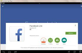 lite apk lite apk free for android install fb lite on pc