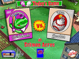 2003 Backyard Baseball Download Backyard Baseball Windows My Abandonware