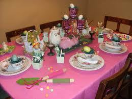 Easter Table Setting In Mr Mcgregor U0027s Garden U2013 An Easter Table Setting Kristinpotpie