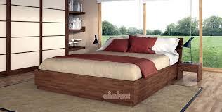 letto a legno massello letto box di cinius arredamento salvaspazio in legno massello