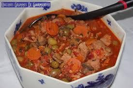 cuisine corse veau aux olives sauté de veau aux olives cookeo