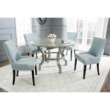 grey dining room table