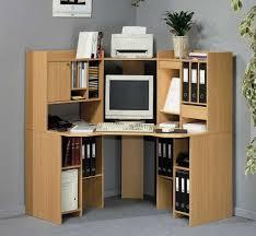 desk white l shaped computer desk with hutch narrow corner desk