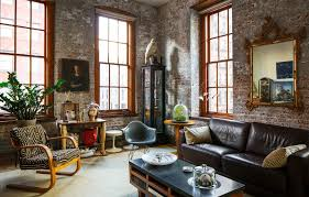 Tribeca Loft In A Tribeca Loft Taxidermy House Artifacts And Modernism