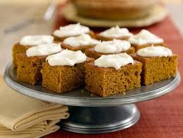 pumpkin bars recipe paula deen food network