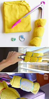 Springcleaning 10 Excellent Spring Cleaning Hacks Clean Window Blinds Crazy