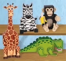Painted Patio Pavers Patio Paver Pals Zoo Animal Patio Paver Pals Pattern