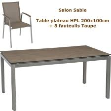 Salon Allibert by Salon De Jardin Taupe Pas Cher U2013 Qaland Com