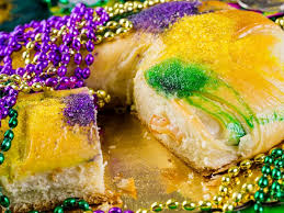mardi gras king cake baby the meaning king cake southern living