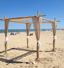 bamboo chuppah wedding packages emerald shores weddings