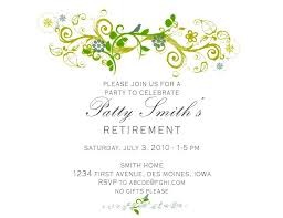 Retirement Invitation Wording Retirement Party Flyer Template Retirement Party Flyer 20 Party