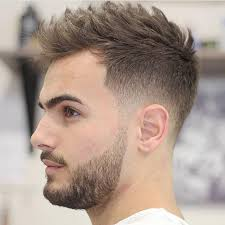 short haircut fine recessed hairline 14 best hairstyles for men with receding hairlines images on