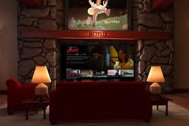 Wohnzimmer Bar Restaurant Google Daydream Lässt Euch Netflix Im Vr Wohnzimmer Genießen