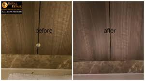Repair Laminate Floor Chip Best Furniture Repair Experts Royal Repair