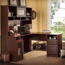 Happy Hutch Company Red Barrel Studio Toledo L Shaped Executive Desk With Hutch