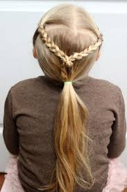 Easy Hairstyle For Girls by 15 Cute U0026 Easy Back To Hairstyles For Girls The Krazy