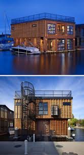 home architecture 111 best houseboat images on pinterest houseboats floating