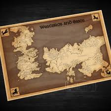 Map Of Westeros World by Compare Prices On Map Westeros Online Shopping Buy Low Price Map