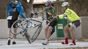 cycling wind winds exceeding 100km hr cause havoc in cycling race in south africa