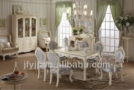 Fascinating White French Dining Table And Chairs  For Dining - French dining room sets