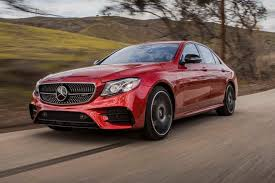 mercedes review 2017 mercedes amg e43 test review motor trend