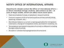 foreign national travel to the united states office of