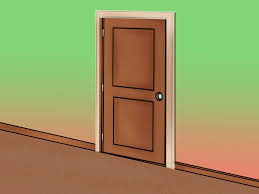 Frame Exterior Door How To Install An Exterior Door 14 Steps With Pictures