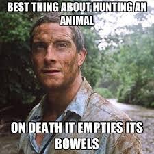 Bear Grylls Memes - bear grylls memes create meme